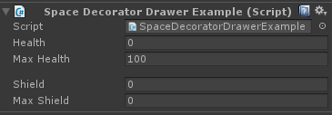 decorator drawer space example
