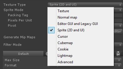 texture type