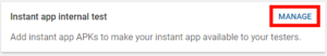 Google Play Instant APK