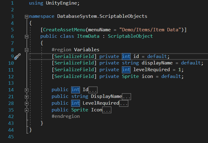 [Image 2. Data Object Code Structure]